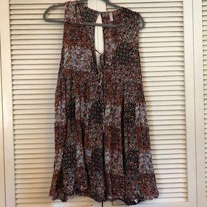 Target Patchwork Dress